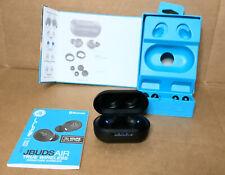 Jlab J-Buds Air True Black Wireless Earbuds - Used + Unused Earbuds