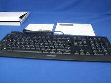 Cherry KC 1000 Corded Keyboard USB Tastatur Layout United Kingdom NEU OVP