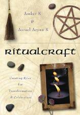 Ritual Craft HUGE Book ~ Wiccan Pagan Supply