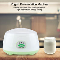 Stainless Steel Mini Electric Automatic Yogurt Maker Fermentation Machine 220V