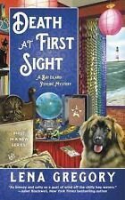 Death at First Sight (A Bay Island Psychic Mystery)-ExLibrary