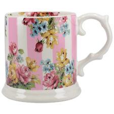 Katie Alice Blooming Fancy Stripe Tankard Mug