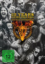 25 Years Louder Than Hell - The W:o:a Documentary Blu-ray