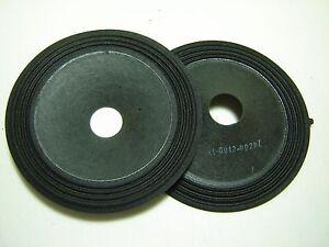 """Pair 6"""" Paper Cone - Speaker Parts - 41-0013"""