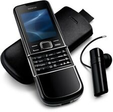 Nokia 8800 Arte - Black (Very Good Condition)