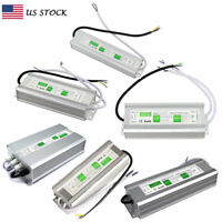 AC110V to DC 12V 24V Waterproof IP67 Led Power Supply Adapter Driver Transformer