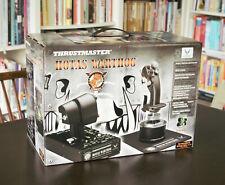 Thrustmaster Hotas Warthog Flugsimulator-Joystick mit Throttle
