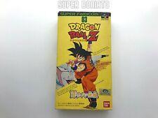 DRAGON BALL Z SUPER SAIYA DENSETSU - NINTENDO SUPER FAMICOM JAP - SFC0557
