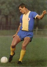 CALCIO Aral Bergmann immagine WM Inghilterra 1966 † Lothar Ulsaß Concordia Braunschweig