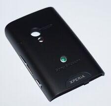 Original Sony Ericsson xperia X10 mini E10i Battery Cover, Battery Cover, Black