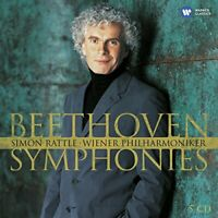 Sir Simon Rattle - Beethoven: Complete Symphonies [CD]