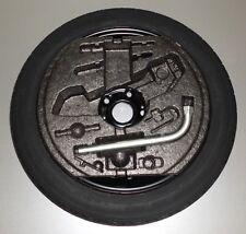 Original Audi Skoda Seat 16 Zoll Notrad Reserverad mit Werkzeugeinsatz Ersatzrad