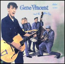 GENE VINCENT & the BLUE Caps sealed Capitol LP recorded 4 months after debut