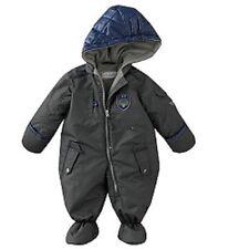 NEW! Rothschild Infant Boy's Aviator Baby Snowsuit Size 0/6M $90 MSRP NWT
