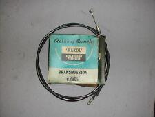 Triumph Clutch Cable Makol p/n 70-0018 NOS