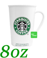 "star183 8oz starbucks SIREN MERMAID ""old logo"" ceramic mug"
