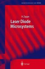 Laser Diode Microsystems by Hans Zappe (2011, Paperback)