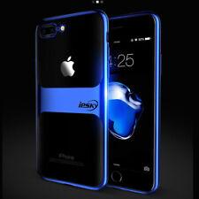 Für iPhone 8 / iPhone 7 Plus Handy Tasche Cover Schutz Hülle Zubehör Panzerfolie