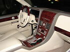 Fits Infiniti G35 05-06 INTERIOR WOOD GRAIN DASHBOARD DASH KIT TRIM PARTS LCN