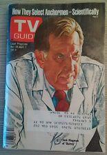 Rare 1977 TV Guide - ATL Ed. - Mar. - Quincy, Klugman, Erin Moran, George Miller