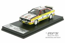 Audi Quattro A2 - Rallye Portugal 1984 - Walter Röhrl - 1:43 Trofeu RRal 043mHB