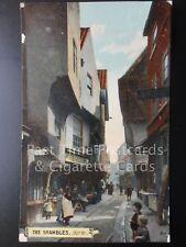 Yorkshire: The Shamble, York c1907 - Pub by Regal Art Co No.2011