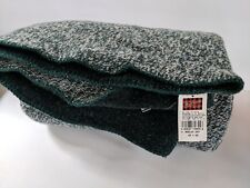 """New With Tags Woolrich USA Wool Blend Blanket Summit Rag Throw 42""""x60"""""""