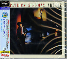 PATRICK SIMMONS-ARCADE-JAPAN SHM-CD C41