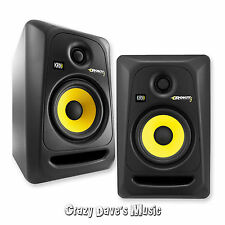 KRK RP5G3-NA Rokit 5 G3 Powered Studio Monitor Pair