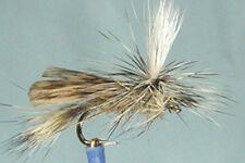 1 x Mouche Sedge Claire Parachute H12/14/16/18 mosca fliengen fly dry trout