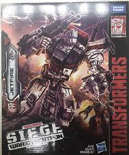Transformers War for Cybertron Siege Jetfire Commander Class New In Hand WFC G1