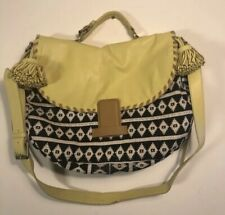 NWOT Urban Outfitters big woven satchel purse