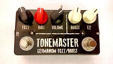 "JDM Pedals ""Tonemaster"" Boutique Germanium Fuzz/Boost Rangemaster & Tonebender"