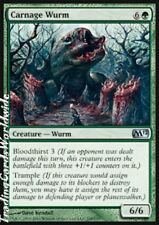 4x Carnage verme // NM // Magic 2012 m12 // Engl. // Magic the Gathering