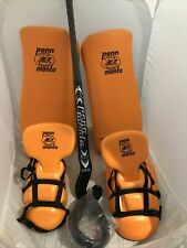 New listing Penn Monto Goalie Field Hockey Pads Leg, Kicker, Neck, Hand Deflector, Stick New