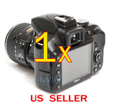 1x Nikon Digital SLR D3300 Camera LCD Screen Protector Cover Guard Shield Film