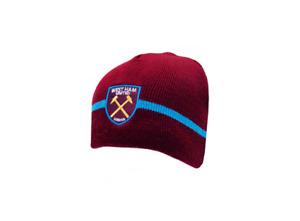 West Ham Beanie Knitted Hat