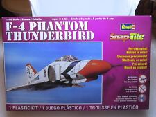 REVELL SNAP TITE Coffret Avion F4 PHANTOM Thunderbird 1/100 85-1366
