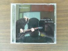PAT NAVARRE Swingin' On A Six String CD - Country - Lazsar Music Released 2006