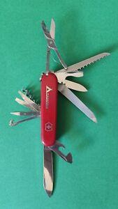 Couteau suisse victorinox Ranger Logo