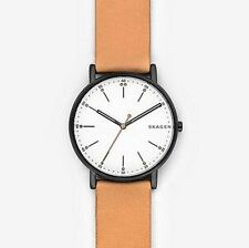 Skagen SKW6352 Brown Leather Gents Watch, 40mm Case, 5 ATM RRP $229