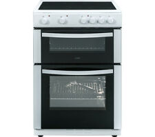 LOGIK LFTC60W16 60 cm Electric Ceramic Cooker - White