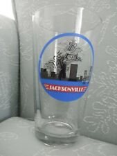 New listing Anheuser Busch Jacksonville, Beer Pint Glass, Skyline & Logo