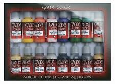 AV Vallejo Game Color Introduction Paint Set # 72299