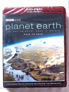 71497 HD DVD - Planet Earth [NEW / SEALED]  2007