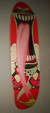 Old School PUNK NOSE SKATEBOARD DECK