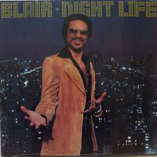 "BLAIR ""Nightlife"" PRIVATE PRESS DISCO BOOGIE FUNK SOUL REISSUE LP"
