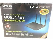 ASUS RT-AC66U  AC1750 Dual-Band WiFi Router Wireless 5G WiFi