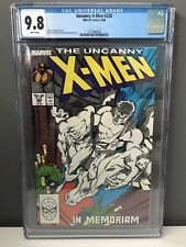 UNCANNY X-MEN #228 • CGC 9.8 NM/M • Highest Graded on Census 12/86 MARVEL