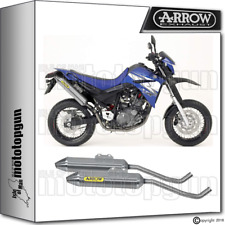 ARROW EXHAUST THUNDER TITANIUM HOM YAMAHA XT 660 R 2016 16